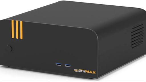 promax shared storage device