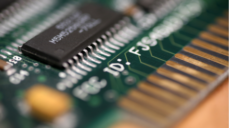 blur image of non-volatile memory - best nvme ssd