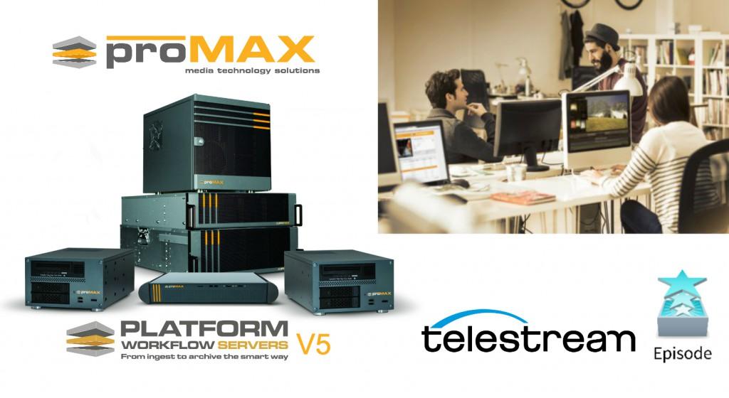 ProMAX Telestream Webinar