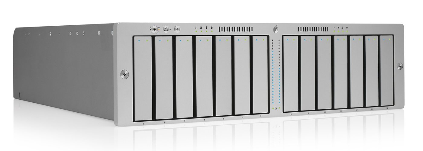 xsan storage for storage area network