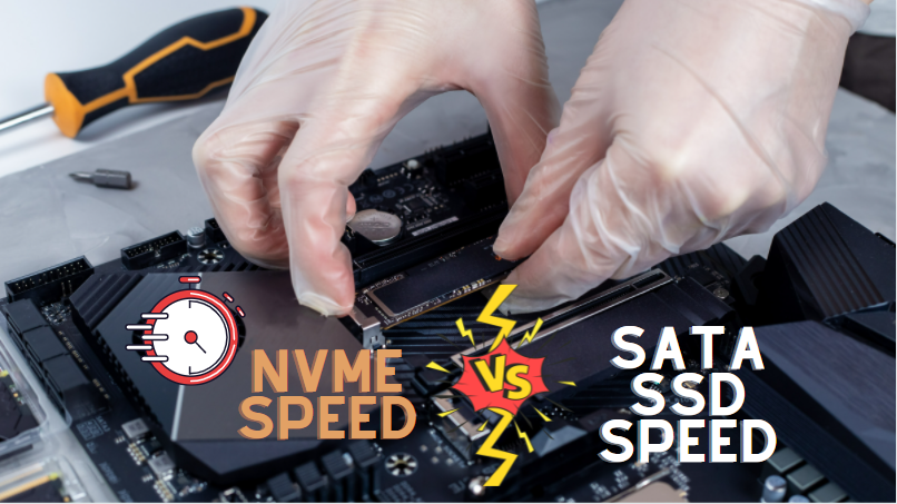 NVMe Speed vs The Latest SSD Drives