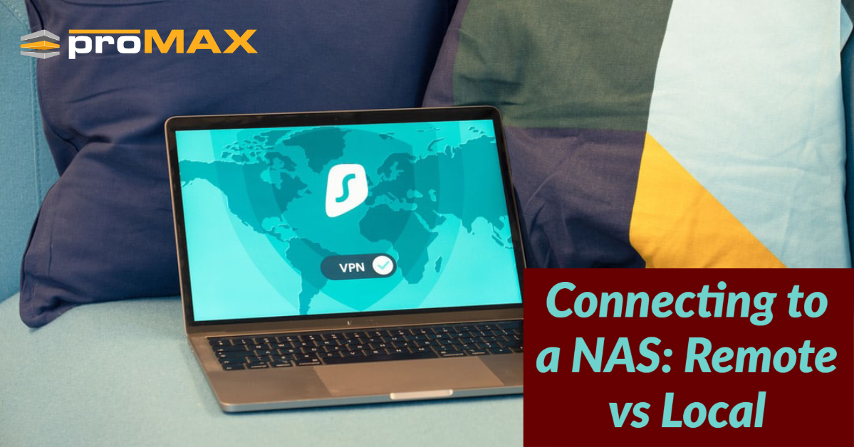 Connecting to your NAS remotely vs locally
