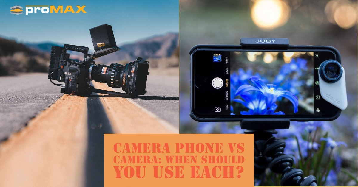 Video Recording: Should I Use Camera or Mobile Phone?