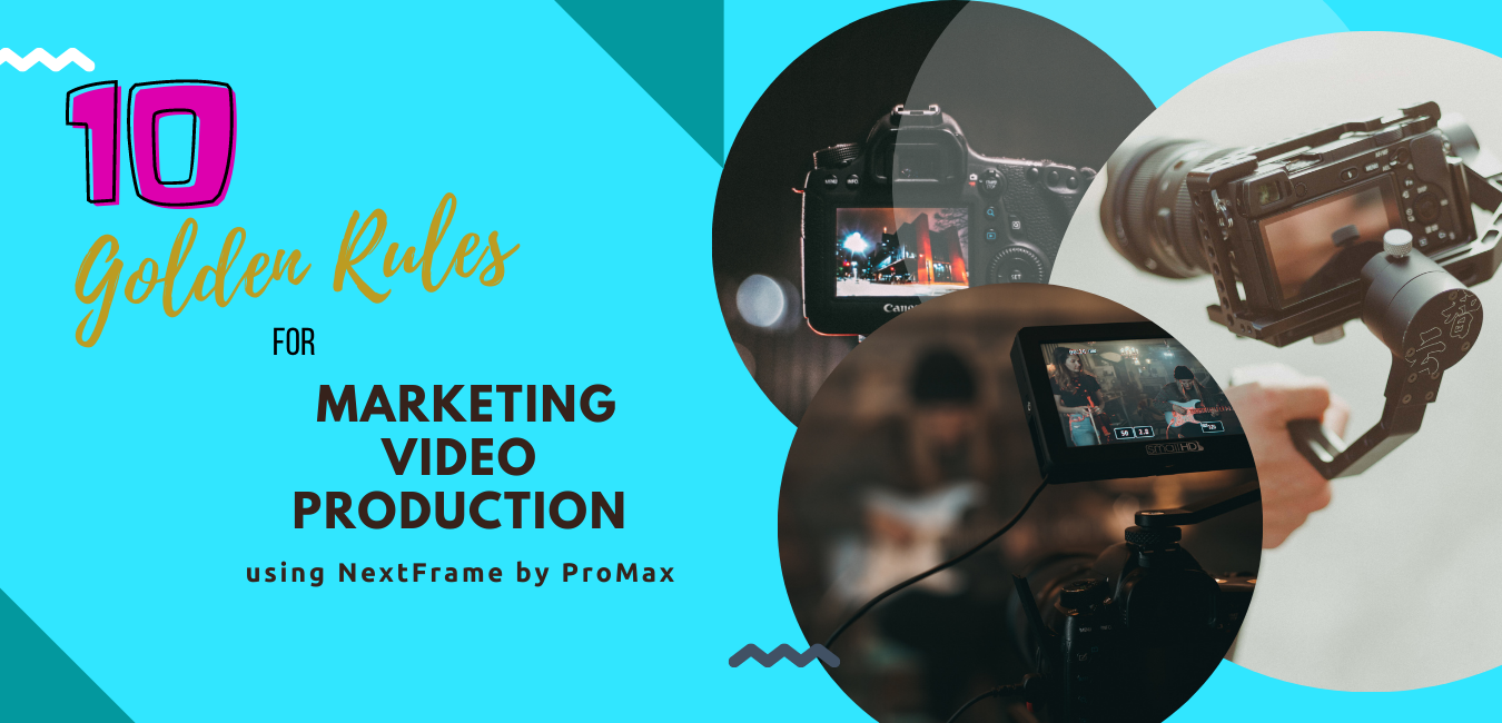 Things You Should Remember About Marketing Video Production With Nextframe