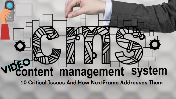 Nextframe 2021 Best Video Content Management